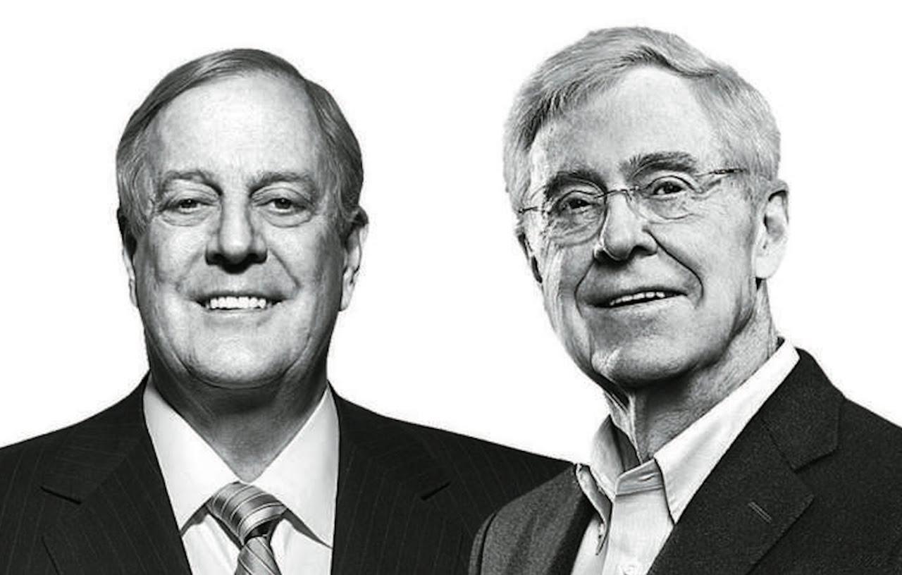 Koch Brothers, Big Money Wins